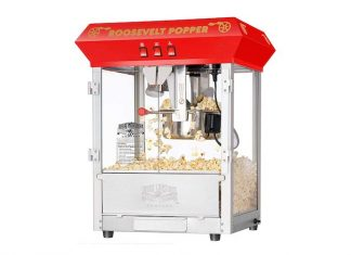 Best Popcorn Machines for Home Theaters