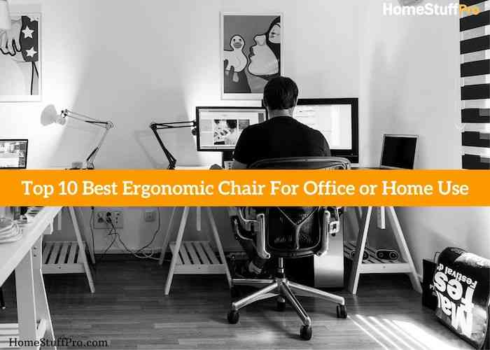 Best Ergonomic Chair For Office and Home Review