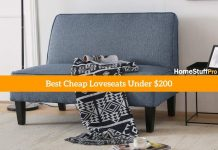 Best Cheap Loveseats under $200 Review
